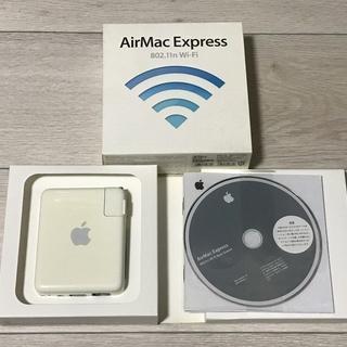 中古品 Apple A1264 MB321J/A AirMac ...