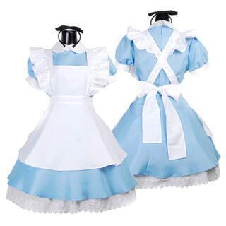 即購入OK☆アリス風コスプレ衣装