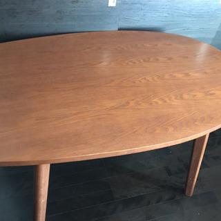 中古 ダイニングテーブル フランフラン