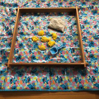 室内用  砂遊びセット
