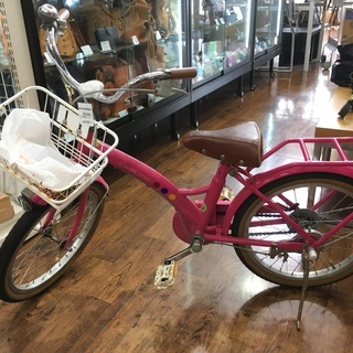 サイモト 18インチ子供用自転車