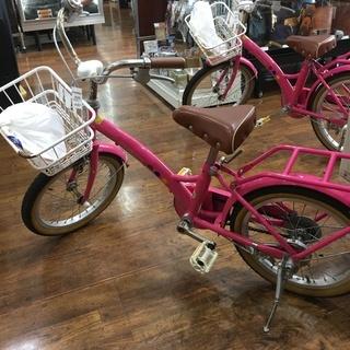 サイモト 16インチ子供用自転車
