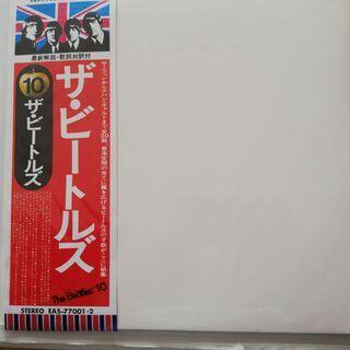 LP レコード ザー ビートルズ