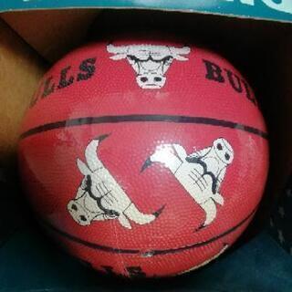 バスケットボール未使用