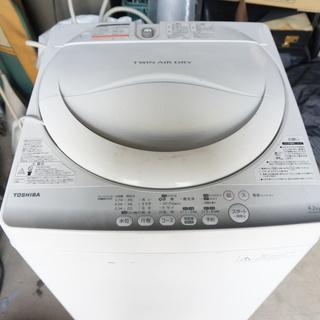 TOSHIBA AW-425M 4.2kg 全自動洗濯機