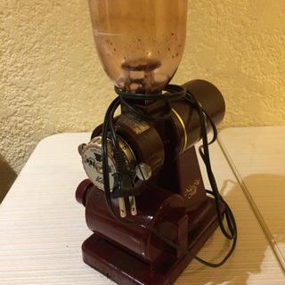 電動コーヒーミル 1500円