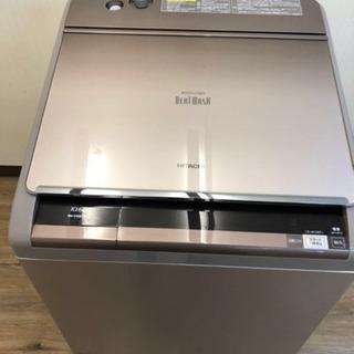 ★綺麗★HITACHI 洗濯乾燥機 10/6kg BW-D10X...