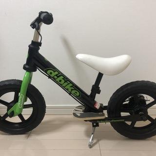 D-Bike KIX SE(ディーバイクキックスSE グリーン)