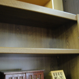 今だけチャンス!「ジモティー」見たよ~! で3,000円引きの6,980円! 書棚 本棚 ブックシェルフ フリーボード − 北海道