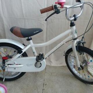 自転車 16インチ 可愛いですよ