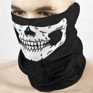 万聖節 あごマスク 多機能スカーフ パーティーの小道具 ハロウィ...