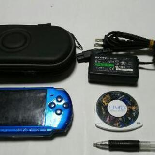 PSPプレイステーションポータブル・セット