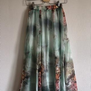 サマーロングスカート