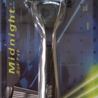 シック クアトロ4 ミッドナイトホルダー替刃1個付【未開封品】