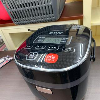 ☆新品  未使用  SHARP  炊飯器  3合