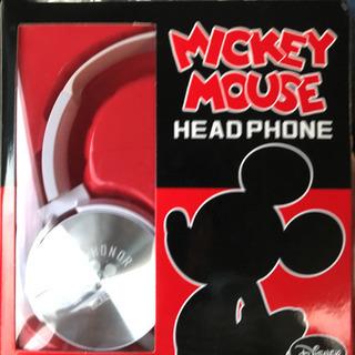 ミッキーのヘッドフォン