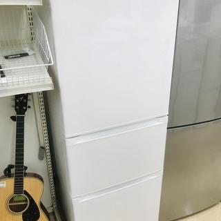 1年間動作保証付 2018年製 TOSHIBA 3ドア冷蔵庫【ト...