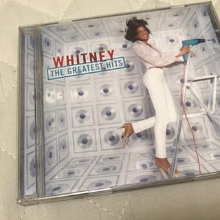 Whitney the geatest hits