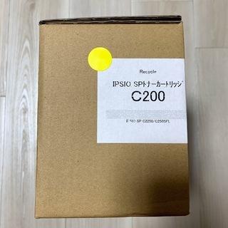 ★新品★リコー リサイクルトナー SP C200 イエロー