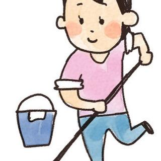 コープさっぽろ北12条店の朝の清掃募集。