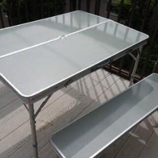 FIELDOOR 折り畳みテーブル&椅子