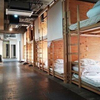 週一勤務から可。大井町駅、鮫洲駅近。宿泊施設のベッドメイキングと...
