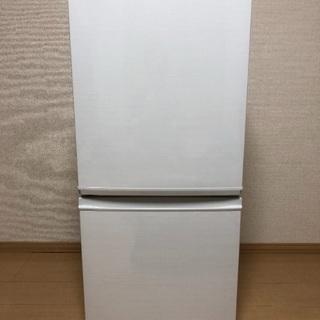 ★最終値下げ★ 引取限定 美品 冷蔵庫 SHARP 137L
