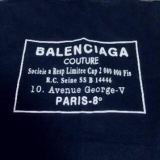 BALENCIAGA Tシャツ