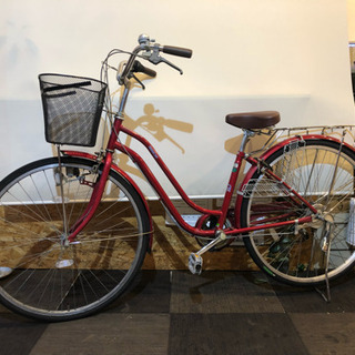 【当日限定】リサイクル自転車