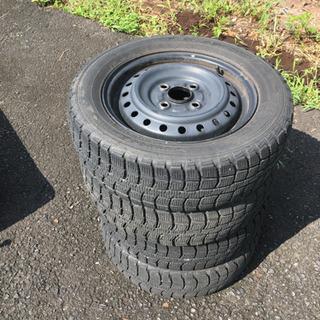 軽用タイヤ155/65R 13