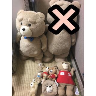 TED ぬいぐるみセット