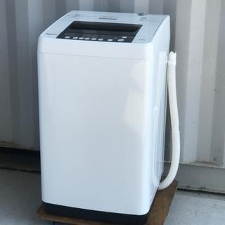 格安で!ハイセンス 洗濯機◇5.5㎏◇2016年製◇HW-E55...