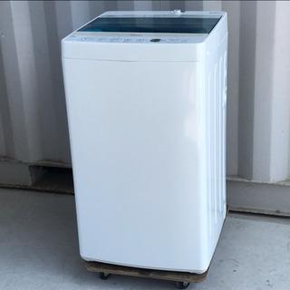 格安!ハイアール 洗濯機 4.5kg 18年製◇風乾燥◇JW-C...