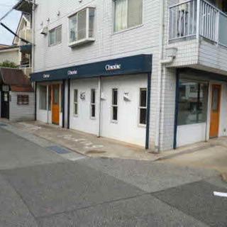 希少な駐車場2台付き♫1階テナント♫各種事務所、美容系にピッタリです♫