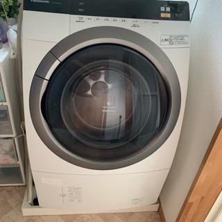 パナソニック 斜めドラム洗濯乾燥機 NA-VR5600R