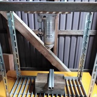 油圧プレス 6 トン - ホームメイド