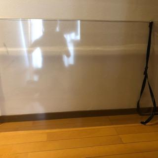 46インチ  テレビ保護パネル