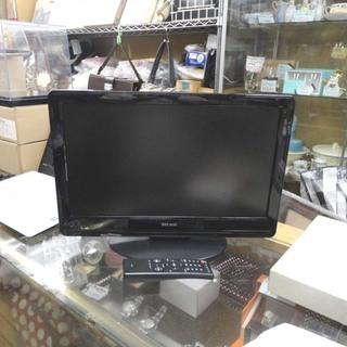 ベルソン 液晶テレビ 19インチ DS19-11B 2010年製...