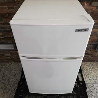 ◼️商談中■2017年製■2ドア冷蔵庫 85L 右開き  静音・...