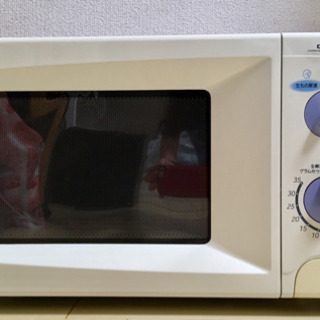 家庭用電子レンジ