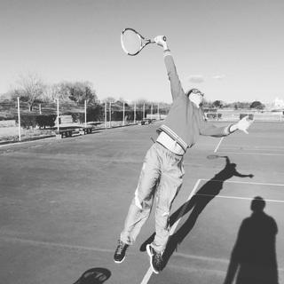 湘南でテニスしましょう!