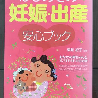 妊娠・出産安心ブック