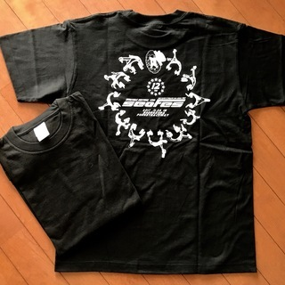 【未使用】半袖Tシャツ/男女兼用/S/黒