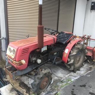 トラクター シバウラ SU1341 4WD 13馬力