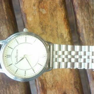男性用腕時計 Legra  Valencia (電池切れ)