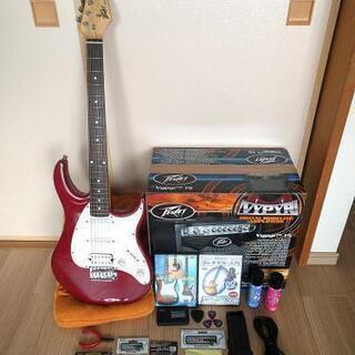 PEAVEYエレキギター&モデリングギターアンプ&アクセサリーセット