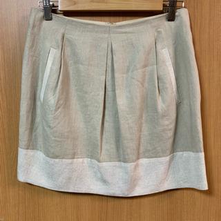 [未使用]spick&spanのスカート