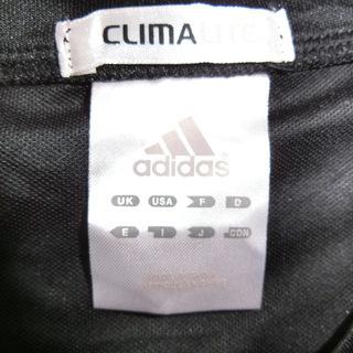アディダス・コカコーラ コラボ Tシャツ ワンピース ジュニア半袖 L 黒 − 東京都