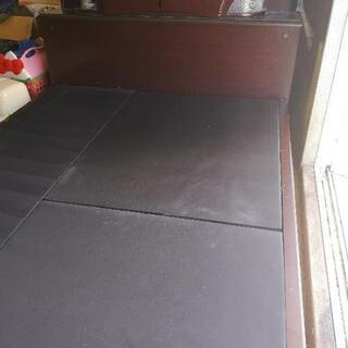 セミダブル ベッド [無料]
