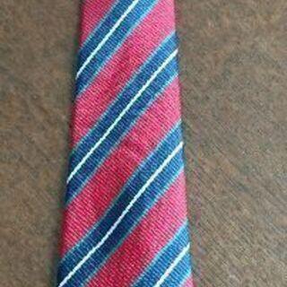 子供用ネクタイ 赤